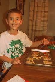 the unlikely orange making christmas cookies