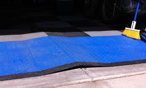 Interlocking Garage Floor Tiles Incredible Hard Plastic Flooring Interlocking Garage Floor Tiles