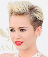 miley cyrus type haircuts i know i know what is a picture of a very young miley cyrus doing