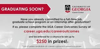Soon To Be Graduate Resume Uga Career Center