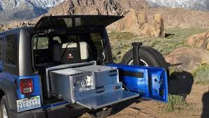 overland jeep kitchen the best overlanding gear from overland expo west trail kitchens
