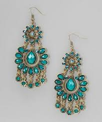 turquoise bridal earrings teal blue bridal earrings sea green teardrop earrings