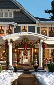 Elegant Christmas Decorations For Outside by 56 Amazing Front Porch Christmas Decorating Ideas Front Porches