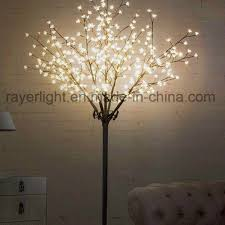 8 foot led christmas tree white lights china 8 feet led cherry blossom christmas tree lights for bulk