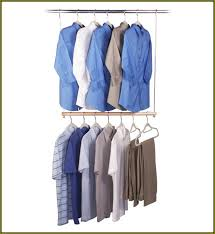 closet rod support diy best 25 hanging closet ideas on pinterest