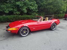 corvette v12 365 gts 4 replica on c3 corvette chassis with a bmw v12