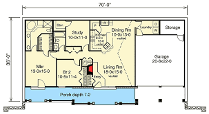 berm house floor plans earth berm home plan with style 57130ha architectural designs