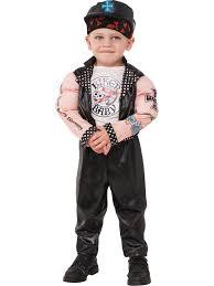 muscle man biker costume for children wholesale halloween costumes
