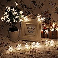 battery operated string lights led light