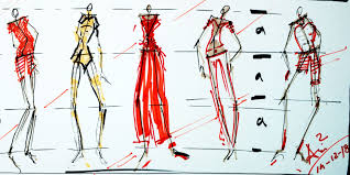 How To Draw Fashion Designs Fast Sketch Fashion Concepts Design Method Part 1 Youtube