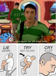Try Not To Cry Meme - 8 meme origins that will blow your freakin mind collegehumor post