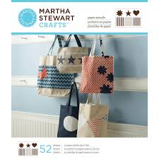 martha stewart crafts patterns u0026 shapes paper stencils 32986