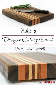 How To Build A Simple Bench How To Make A Cutting Board From Any Wood Fixthisbuildthat