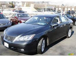 light gray lexus 2008 lexus es 350 in smoky granite mica 235226 jax sports cars