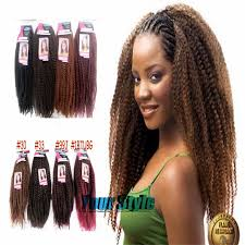 how many packs of expression hair for twists afro kinky marley braid twist braid hair 18 80g pack 40 strands