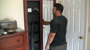 Storage Walls Tactical Walls Covert Arms Storage Youtube