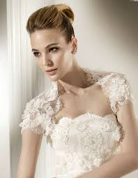 wedding dress with bolero lace bridal bolero