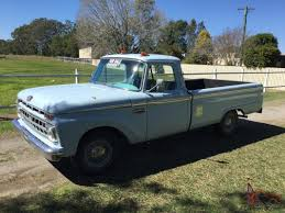 ford f100 long bed pickup