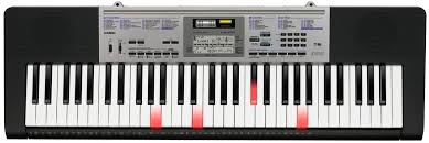 Casio Lk 175 Lighted Keyboard 61 Key Epa Pack With Stand