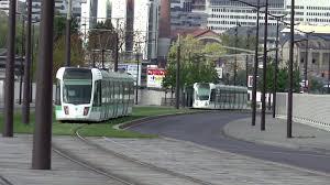si e ratp ratp tram line t3a porte de charenton citadis 402 trams