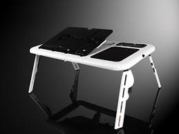 Laptop Cooling Desk All In One Laptop Desk Table With Cooler Pad Sales We