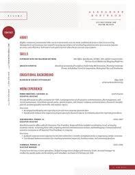 barber resume template custom resume templates custom
