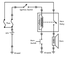 universal horn on wiring diagram wiring diagram simonand