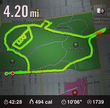 Map Running Route by Runner Talks About Drawing Pictures With Her Nike App Ny Daily News