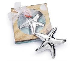bottle opener favor starfish bottle opener favor fish wedding welcome bag gift