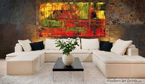 Artwork For Home Decor Living Room Colorful Art Painting For Living Room Big Wall