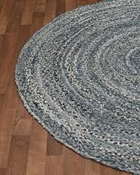 naturalarearugs brasilia cotton round rug 8 feet by 8 feet area