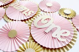 pink and gold party supplies princess party decorations pink and gold birthday