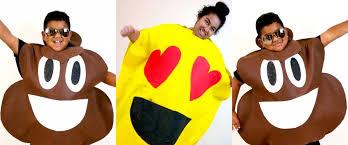 emoji costume most popular costumes for 2017 kid 101