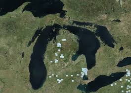 Maps Of Macomb County Michigan And Locals And Locations by Michigan Has Most Underground Natural Gas Storage In U S Mlive Com