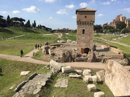 archaeologists reconstruct how the arch of titus looked in full