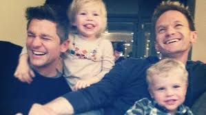 neil patrick harris shares love of family in a big way on
