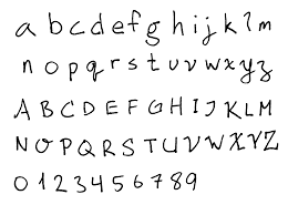 5 best images of fancy cursive letters chart cool handwriting
