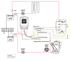 boat battery switch wiring diagram radiantmoons me