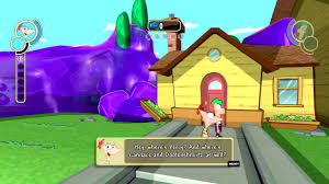 phineas and ferb phineas and ferb across the 2nd dimension ps3 walkthrough