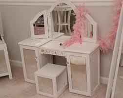 Childrens Play Vanity Make Up Vanity Etsy