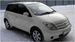 toyota mini cars toyota ist the mini 1st car from toyota corp toyota cars