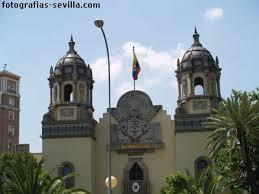 consolato colombiano colmbia pavilion of the ibero american exhibition of 1929