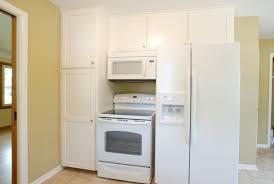 paint laminate kitchen cabinets kitchen kitchen paint color oak cabinets white appliances