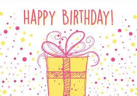 birthday card design download free vector art stock graphics