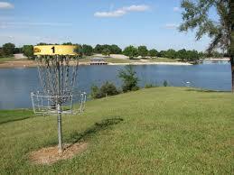disc golf course county iowa
