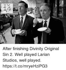 Shots Fired Meme Origin - 25 best memes about divinity original sin 2 divinity