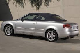 audi a4 coupe convertible used 2008 audi a4 convertible pricing for sale edmunds