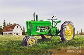 john deere tractor paintings fine art america
