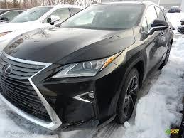 lexus rx 450h interior 2017 2017 caviar lexus rx 450h awd 118434820 gtcarlot com car
