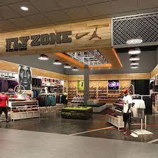 nike fly zone at kids foot locker palisades mall freshness mag